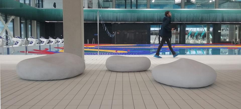 Design furniture for communal space