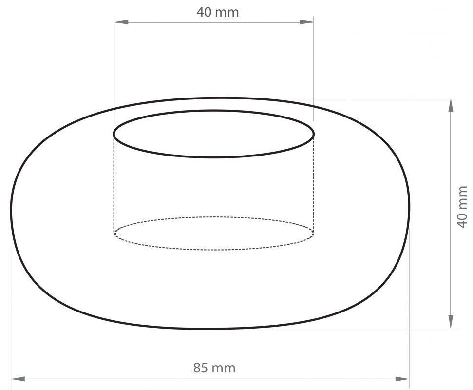 AB Concrete Design's tealight holder