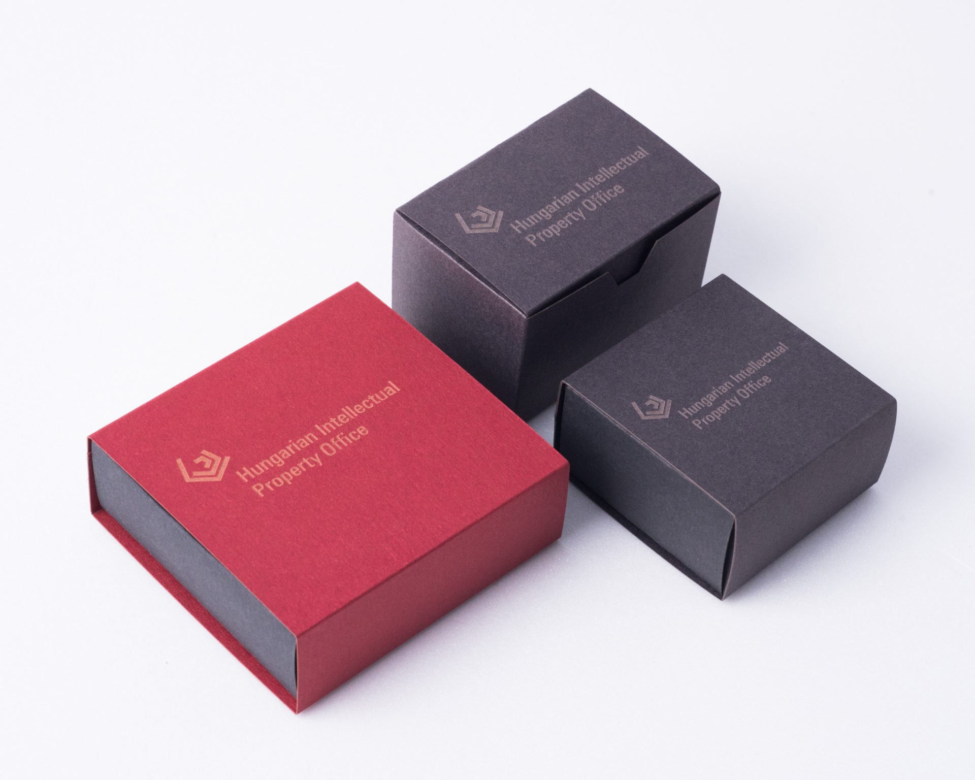 Custom gift packaging for business partners