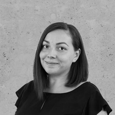 Zsanna Soltész-Puzsér design assistant at AB Concrete Design