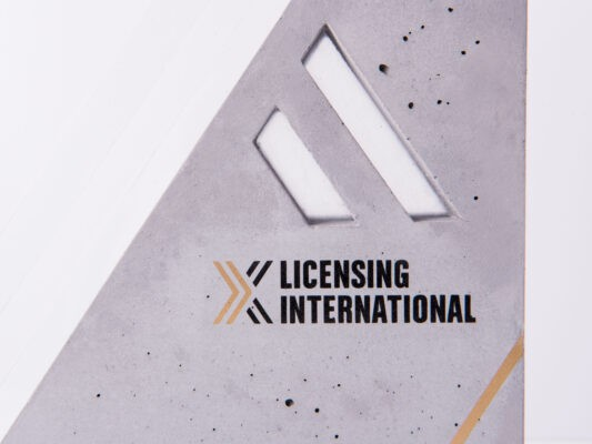 licensing international concrete trophy