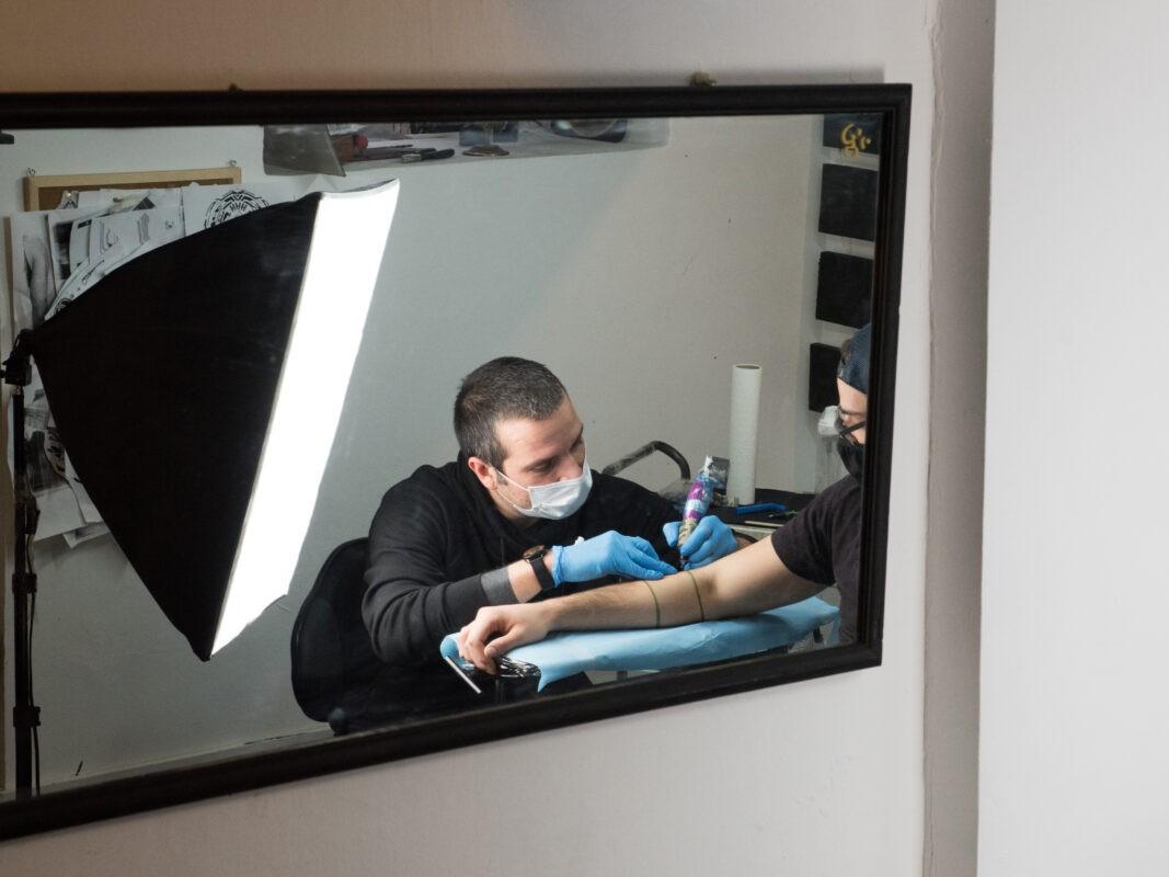 dark nebula tattoo salon budapest