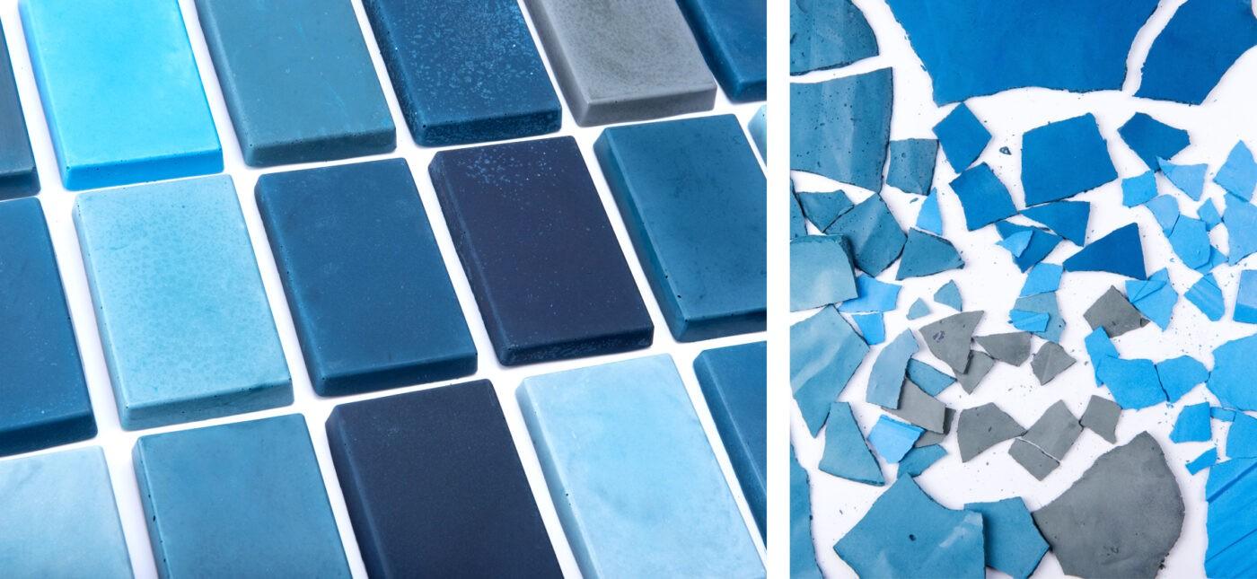 concrete colour experiments blue