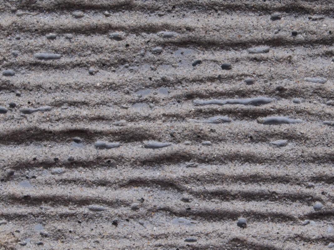 concrete surface experiment