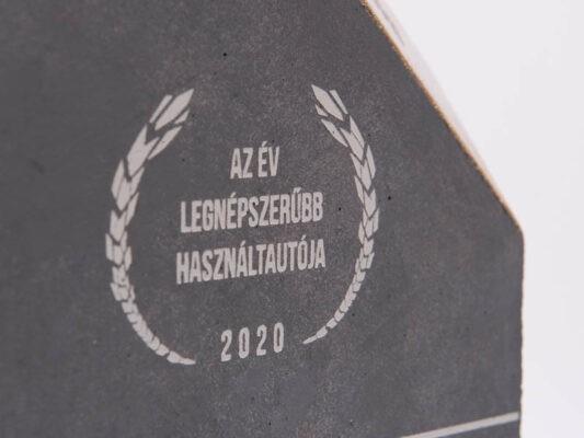 award for best seller brand