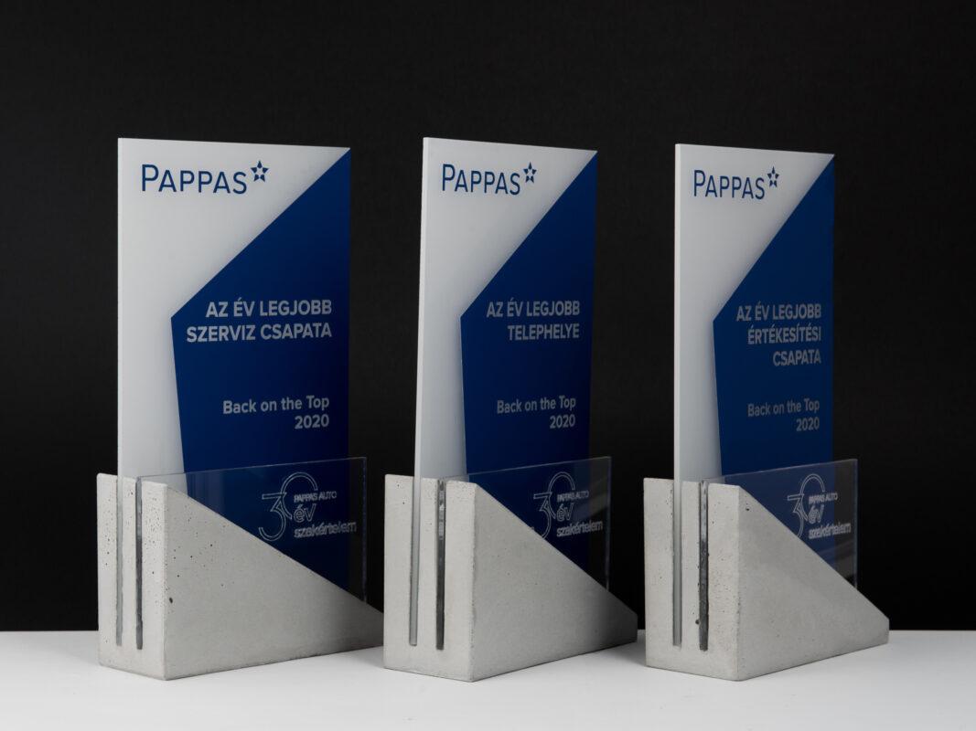 design trophies for best teams