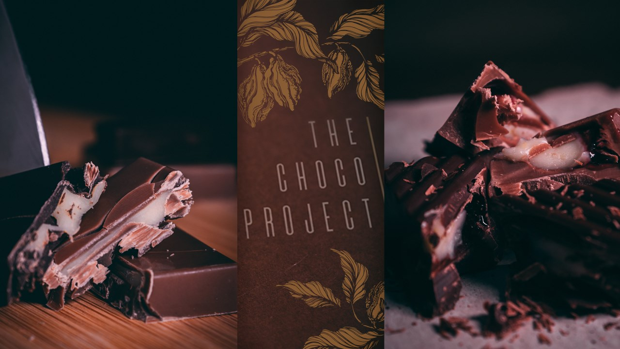 the choco project chocolates
