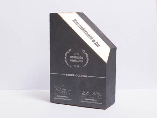 trophy for best seller
