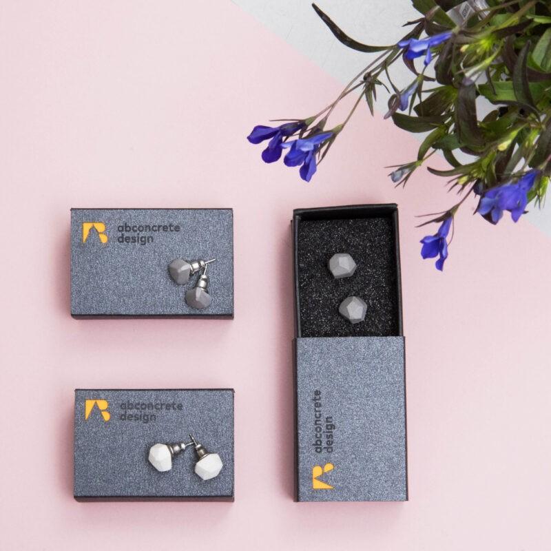 concrete design giftbox